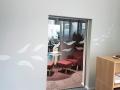 Sichtschutz für Büroräume (Glasdekorfolien): Fiducia & GAD IT AG Karlsruhe