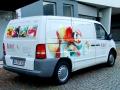 Fahrzeugbeschriftung: Rathert Feinkostspezialitäten GmbH