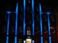 Fassadenillumination: VVK Vermögensverwaltungs GmbH Karlsruhe