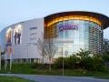 Cineplex Logo Profilbuchstaben (Profil 8  & Profil 4) mit LED-Ausleuchtung | Cineplex, Asporta, David's, Parkgaragen und Volksbank (Profil 01 Buchstaben unbeleuchtet): Cineplex Kino Baden-Baden