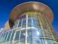 Profilbuchstaben (Profil 8  & Profil 4) mit LED-Ausleuchtung: Cineplex Kino Baden-Baden