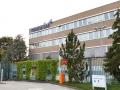 Profilbuchstaben (Sonder-Profil 12) mit LED-Ausleuchtung: Fiducia & GAD IT AG Karlsruhe