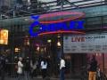 Profilbuchstaben (Profil 4 und Konturen in Profil 8 in 3D geformt) mit LED-Ausleuchtung: Cineplex Kino Lörrach