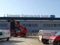 Profilbuchstaben mit LED-Ausleuchtung: Schneider Elektrotechnik Offenburg