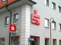Profilbuchstaben mit LED-Ausleuchtung: Sparkasse Karlsruhe
