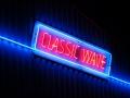 Neonschrift / Neonreklame: CasinoLIne