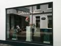 Neonschrift / Neonreklame: Galerie Inken Karlsruhe