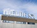 Profilbuchstaben mit Neon-Ausleuchtung: Welde No. 1 Plankstadt/Schwetzingen