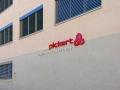Profilbuchstaben in Profil 1 unbeleuchtet / Qualität produzieren aus Acrylglas 4 mm weiß: Pickert & Partner GmbH Pfinztal