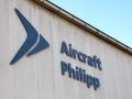 Profilbuchstaben: Aircraft Philipp Karlsruhe