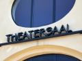 Profilbuchstaben: Theatersaal der Reithalle Rastatt
