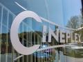 Schaufensterbeschriftung & Türbeschriftung (Glasdekorfolien): Cineplex Kino Baden-Baden